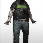 Undead Labs - Safe For Work Edition Zombie