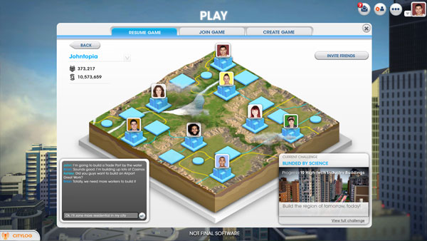 SimCity-Region-View