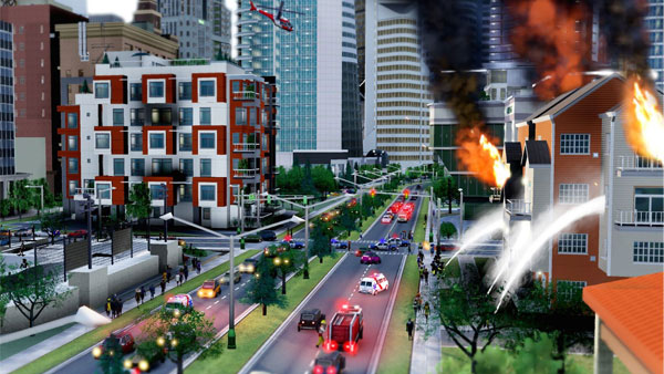 Simcity-Fire